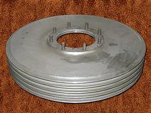 Hispano-Suiza refurbished brake drum