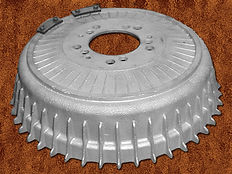 Refurbished Buick Brake Drum