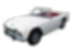 Classic Triumph TR Sports Car