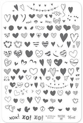 PS: I Heart You! (CJS-V-10)