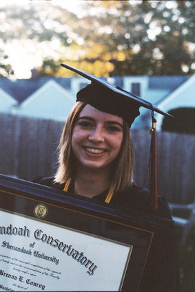 Shenandoah Conservatory Graduate