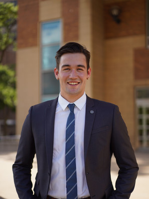 Caleb is a fourth-year Business student specializing in Human Resources. He has been heavily involved with the Odette Commerce Society as well as Enactus Windsor during his time in university. After serving as Co-Vice President of Corporate Relations during his third year, he is excited to be taking on the role of Co-President alongside Matthew Ardovini.