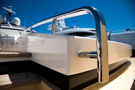 EMS accastillage inox yacht