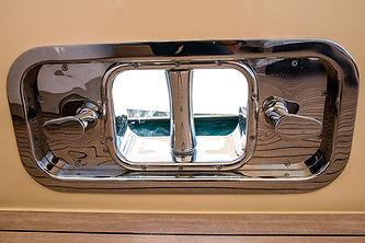 EMS accastillage inox chaumard yacht