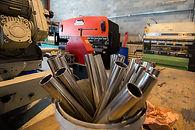 EMS maîtrise les métaux