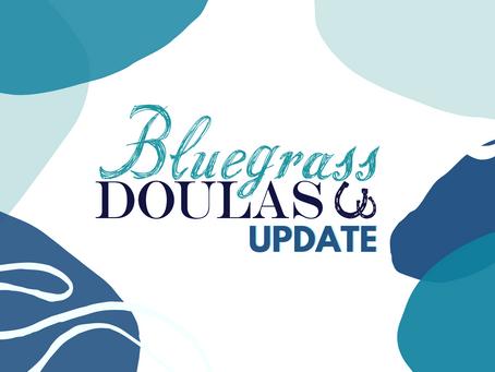 Bluegrass Doulas Update
