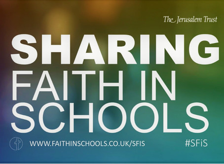 Welcome to Sharing Faith in Schools