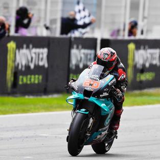 Menangkan MotoGP Catalunya, Quartararo Kembali Pimpin Klasemen MotoGP 2020