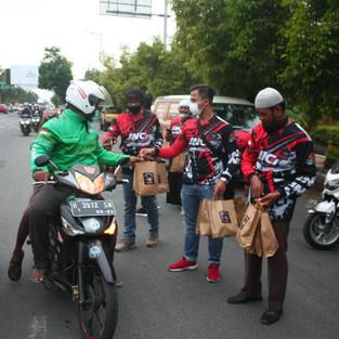 Baksos Yamaha N-MAX Club Indonesia (YNCI) Kudus Chapter Serentak 253 Kota