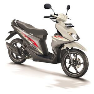 Warna dan Stripping Baru Suzuki NEX II Bagi Yang Berjiwa Muda
