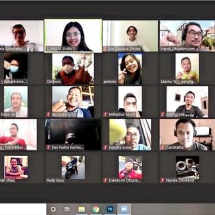 Yamaha Jatim Ajak Media dan Blogger Tetap Semangat Selama Pandemi Melalui Media Gathering