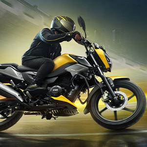 TVS Raider 125cc Naked Bike Diluncurkan untuk Gen Z, Fitur Moderen Harga Terjangkau