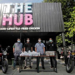 Selama PPKM, The Hub Cafe Himbau Pelanggan Juga Membeli di Warung atau Angkringan Lain!