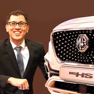 Nahkoda Baru MG Motor Indonesia