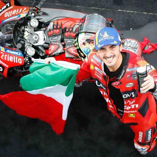 Francesco Bagnaia Ungkap Rahasia Super-Start Sebagai Modal Menangkan GP San Marino 2021