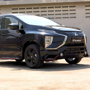 Wuih, Mitsubishi Xpander Black Edition Mulai Mengaspal di Indonesia!