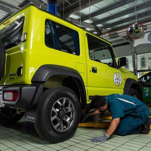 Pemilik Suzuki Jimny Periode Produksi Berikut Ini Diminta Ikuti Program Recall