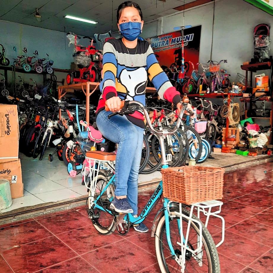 Otoplus Online I Gara Gara Trend Minion Bike Sepeda Mini Bekas Banyak Dicari