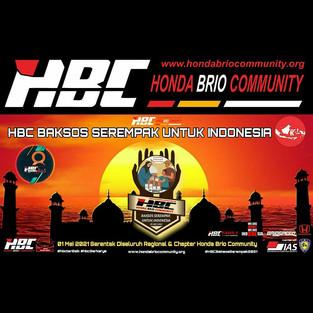 Honda Brio Community Baksos Serempak Untuk Indonesia 2021