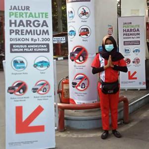 Wacana Penyetaraan Harga Pertalite Dengan Premium Demi Udara Bersih