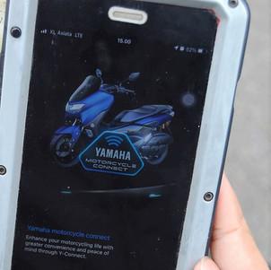 Panduan Yamaha Y-Connect (1): Cara Menghubungkan Ponsel dengan Motor