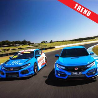 Warna Racing Blue Honda Civic Type R Ini Bakal Trend di Indonesia, Kenapa?