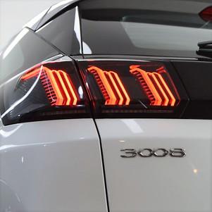 Lampu Cakar Singa 3D Pada New Peugeot 3008 dan 5008 SUV