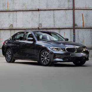 BMW 320i Dynamic, Varian Terbaru The 3 akan Diluncurkan di BMW Group Driving Experience 2021