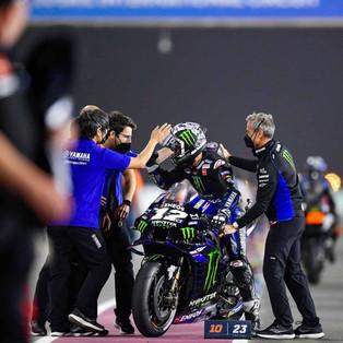 Strategi Kemenangan Maverick Vinales di Seri Pertama MotoGP Qatar