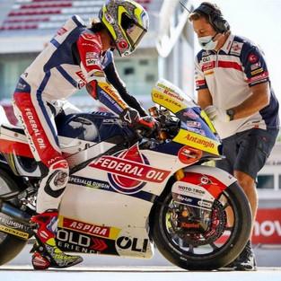 Federal Oil Kembali Jadi Sponsor Utama Gresini Racing di Kejuaraan Moto2 2021