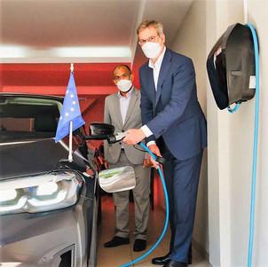 Program BMW Group Diplomatic Berikan Layanan Global untuk Korporat dan Perwakilan Negara