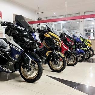 NMAX Predator Kini Bisa Dipesan di Yamaha Jatim