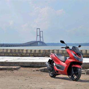 Test Ride All New Honda PCX 160: Top Speed 114 Km/Jam, Konsumsi BBM 53,5 Km/Liter