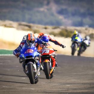 Suzuki Menang Banyak di MotoGP Aragon
