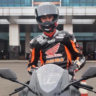 Gerry Salim Tunda Balap di Asia Road Racing Championship 2021 Seri 1 Malaysia
