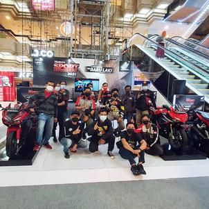 Honda Sport Motoshow Surabaya 2021 Digelar Hybrid, Dimeriahkan Pembalap Hingga Komunitas