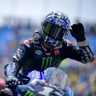 Maverick Vinales Putuskan Kontrak Yamaha Usai Rebut Podium Kedua GP Assen 2021