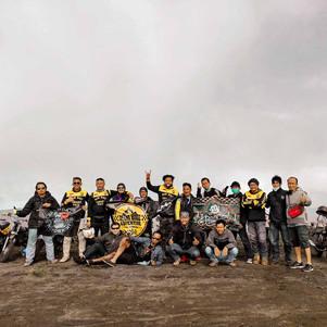 Mini Bike Enduro Race Bali Ajak Komunitas di Jawa Berkelana ke Puncak B29