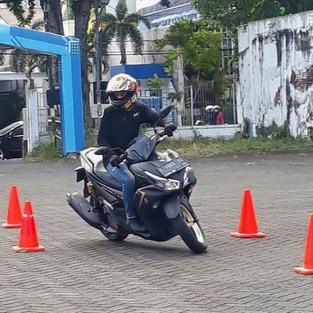 Yamaha Jatim Support Kegiatan Ramadhan Social Ride Komunitas Trailveller