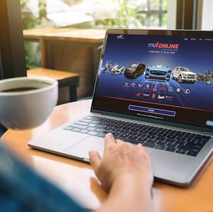 MUF Online Autoshow 2020 Rambah Jateng dan DIY