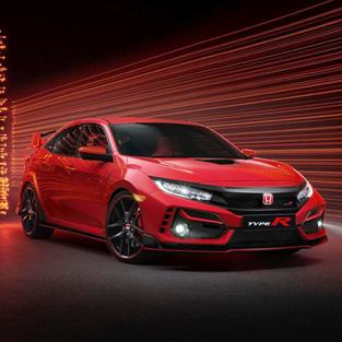 Honda Segarkan Tampilan New Civic Type R untuk Pertama Kali, Dipasarkan Rp 1,177 Milyar
