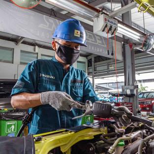 Enam Langkah Perawatan Kendaraan Agar Lolos Uji Emisi Gas Buang
