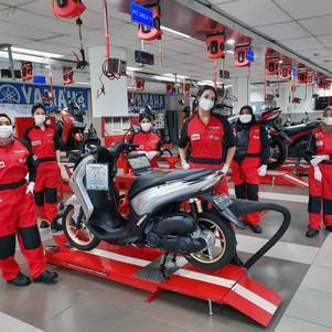 Yamaha Ajak Konsumen Wanita Pengguna Lexi Ikuti Lexi Lady Time Momen Hari Kartini