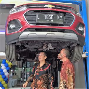 Grand Opening PT Lior Jaya Sejahtera - Chevrolet ASO Surabaya