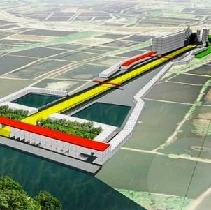 BOS Drag Racing Permanent Circuit di Surabaya Ditargetkan Selesai Desember 2021