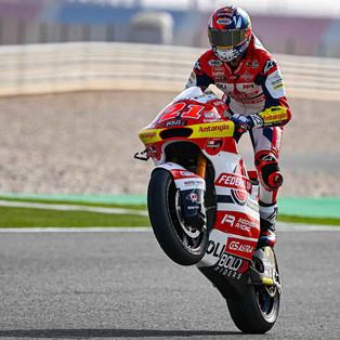 Gresini Racing Bersama Federal Oil Melangkah ke MotoGP