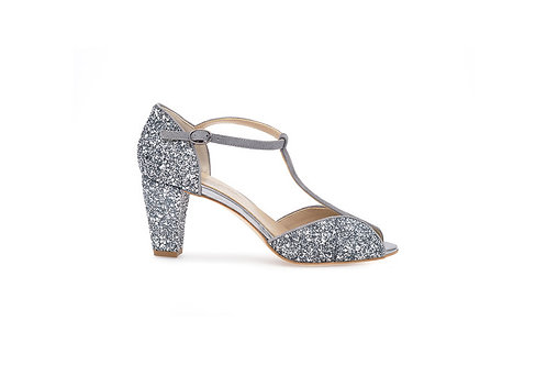 Sandales Butterfly grey - Anniel