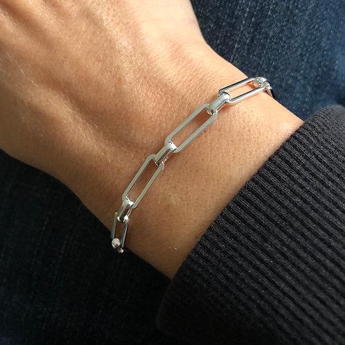Bracelet Java argent - Sélection Joée