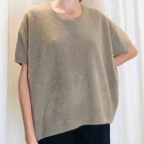 Pull manches courtes CAMEL - CT Plage
