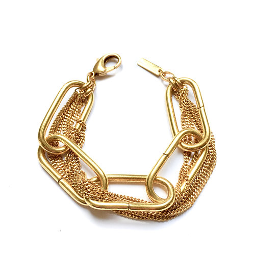 Bracelet Ramey - gold - Perrine Taverniti